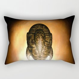 Moya Farscape (TV Show) living alien ship Leviathan Rectangular Pillow