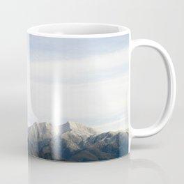 Southern California Snow Coffee Mug