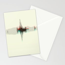 seismoglitch Stationery Cards