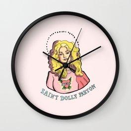 Dolly Parton Wall Clock