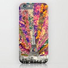 Vintage Paris Slim Case iPhone 6