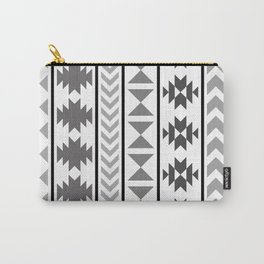Winter Aztec Carry-All Pouch