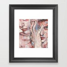 5154 Framed Art Print
