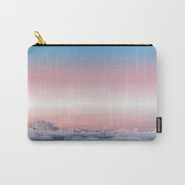 Trans Pride Carry-All Pouch