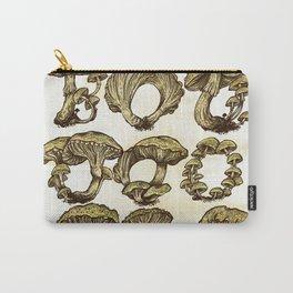 Booooooom Mushrooms Carry-All Pouch