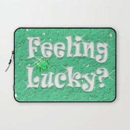 Feeling Lucky? Laptop Sleeve