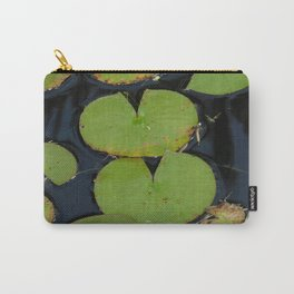 Lillypads in the pond Carry-All Pouch