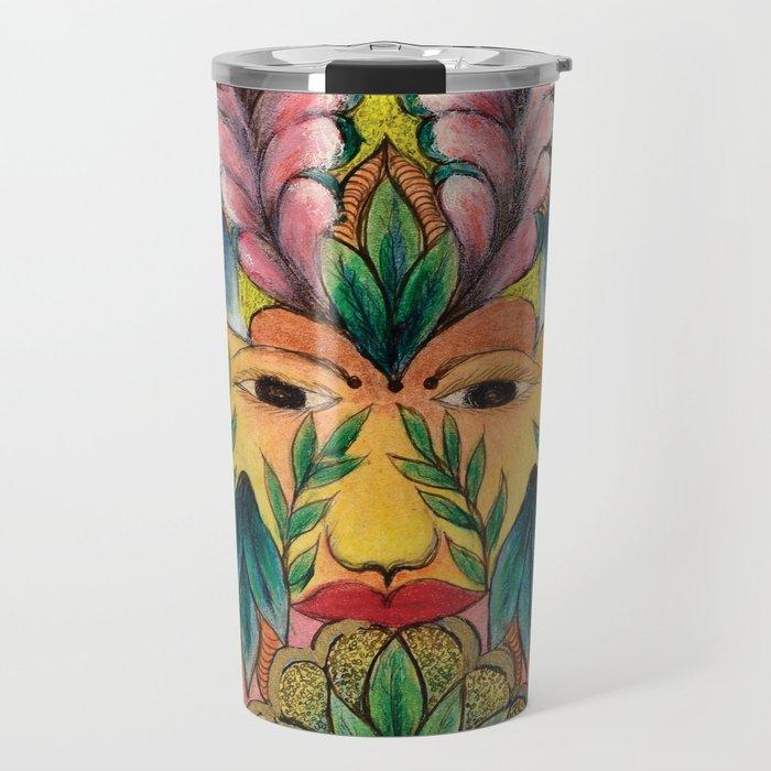 outsider art fair 2019 Travel Mug