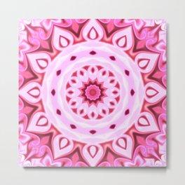 Star Flower of Symmetry 219 Metal Print