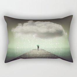 Weathering the Storm II Rectangular Pillow