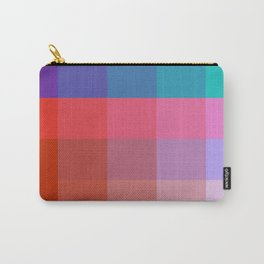 Ruby to Sapphire Carry-All Pouch