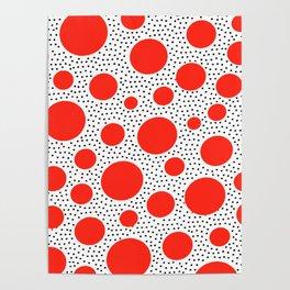 King of Polka Dots Poster