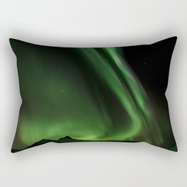 Northern Lights in Norway 05 Rectangular Pillow