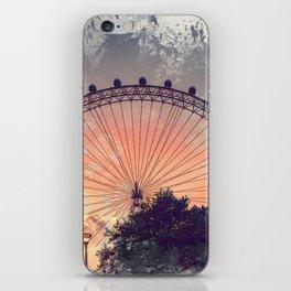 London city art 4 #london #city iPhone Skin