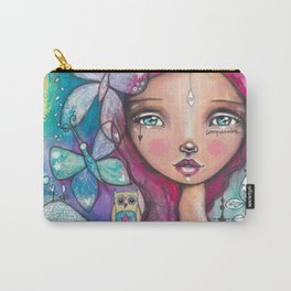You Have Wings Carry-All Pouch
