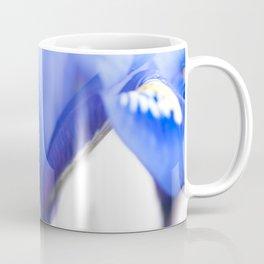 Blue Iris 1 Coffee Mug