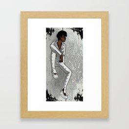 Luv Sic Framed Art Print