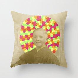 Forgot Saint Throw Pillow