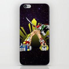 Voltron x Bonifacio iPhone & iPod Skin