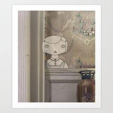 Ghost no. 2 Art Print