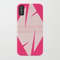 typo iPhone & iPod Cases featuring typo by Adrianna Bykowska