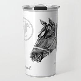 Affirmed (US) Thoroughbred Stallion Travel Mug