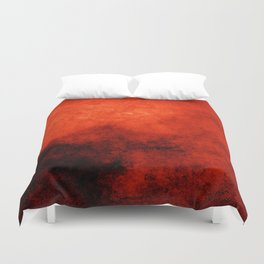 Abstract Cave XI Duvet Cover