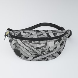 grey worms Fanny Pack