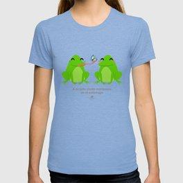 Mariposas en el estomago T-shirt