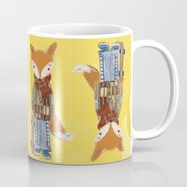 Fox Boy Coffee Mug