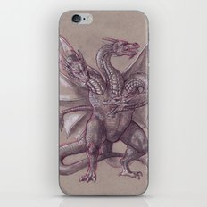 Monster Zero iPhone & iPod Skin
