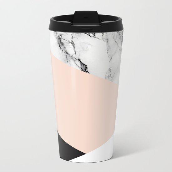 marvella Metal Travel Mug
