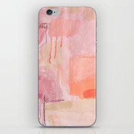 Low Key Pink iPhone Skin