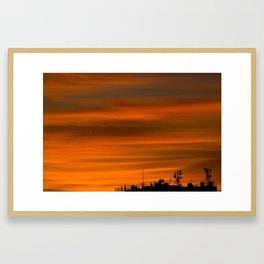 Sky #4 Framed Art Print