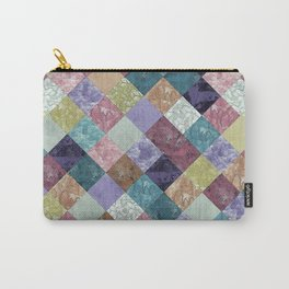 Abstract Geometric Background #27 Carry-All Pouch