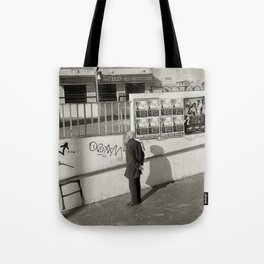 To MUCH Tote Bag