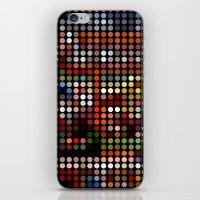 comic iPhone & iPod Skins featuring Comic by Triplea