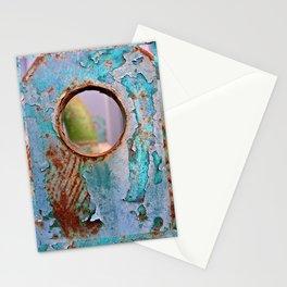 'o' Stationery Cards