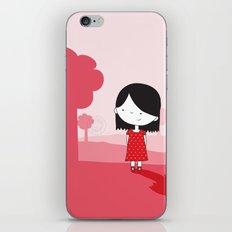 Polkadot Dress iPhone & iPod Skin