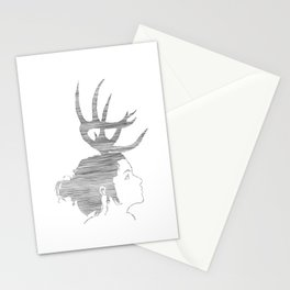 Oh Dear Stationery Cards