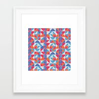portugal Framed Art Prints featuring Portugal by Stephanie Anne Design
