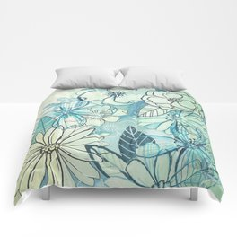 Floralista Comforters
