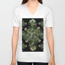 Green World Unisex V-Neck