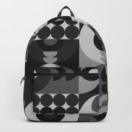 Geometry Games V / Black Palette Backpack