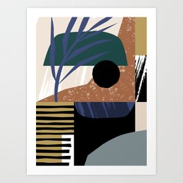Geometric Art Prints For Any Decor Style Society6