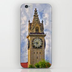 Bowling Green Courthouse iPhone & iPod Skin