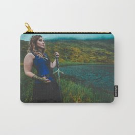 Lady & The Loch Carry-All Pouch