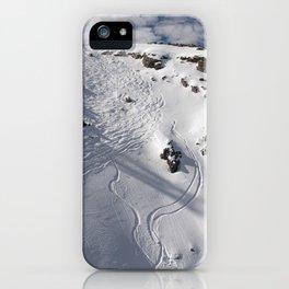 Ski Slopes iPhone Case