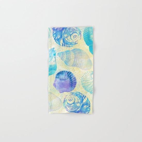 Seashells Hand & Bath Towel