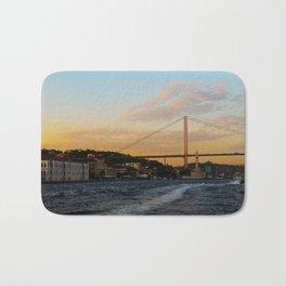 Bosphorus Bridge Bath Mat